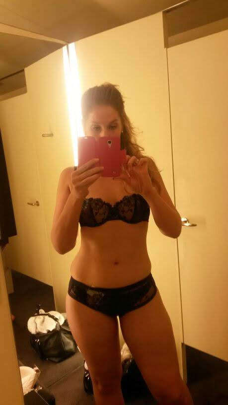 Sabrina's sexy selfies for my husband